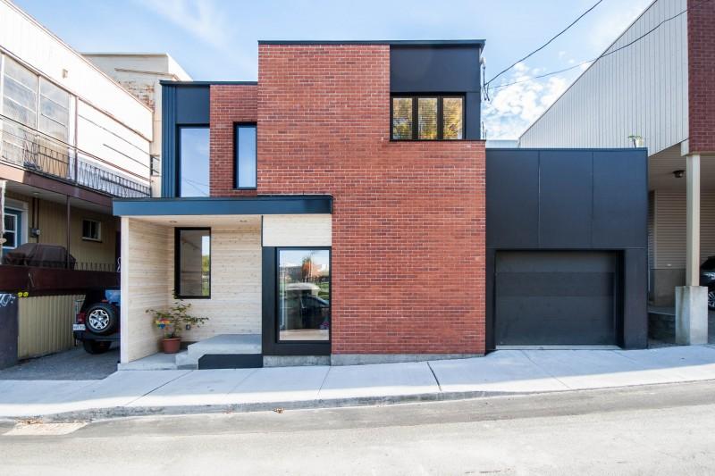 215 rue St-Mathia - Maison neuve - Erige